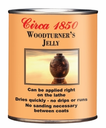Circa 1850<br>Woodturner's Jelly