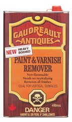 Gaudreault Antiques<br>Heavy Body Remover