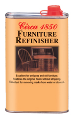 Circa 1850<br>Furniture Refinisher