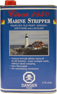 Circa 1850<br>Marine Grade<br> Paint & Varnish Remover