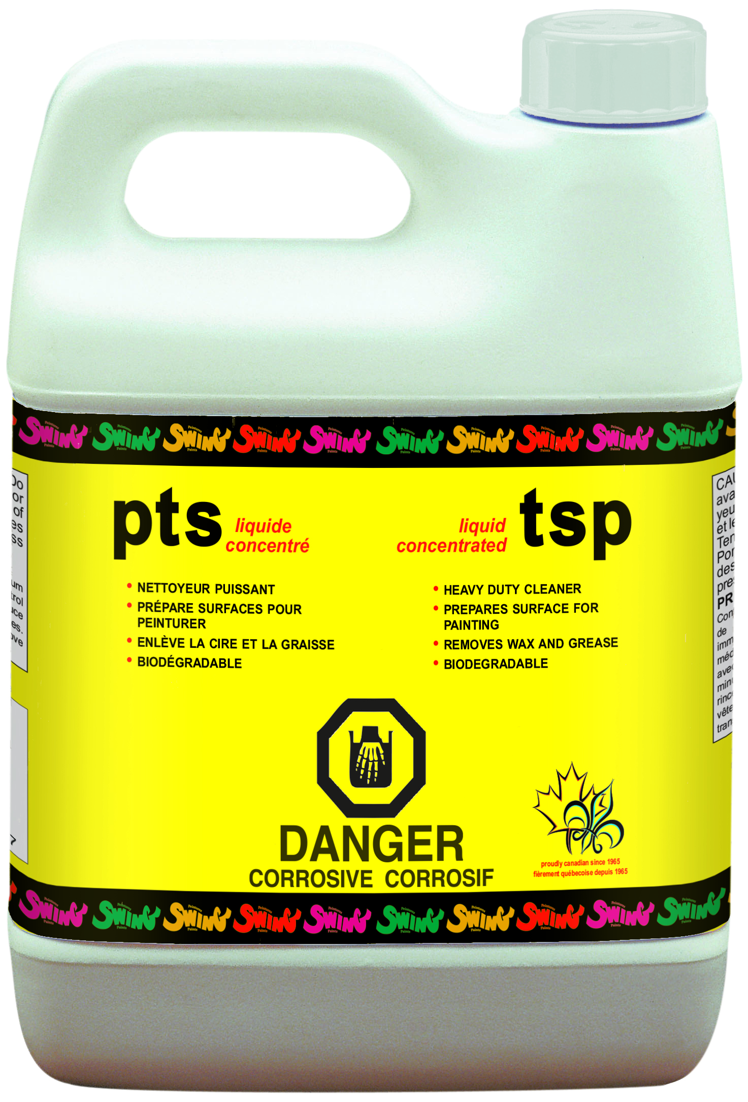 Swing<br>TSP Concentrate