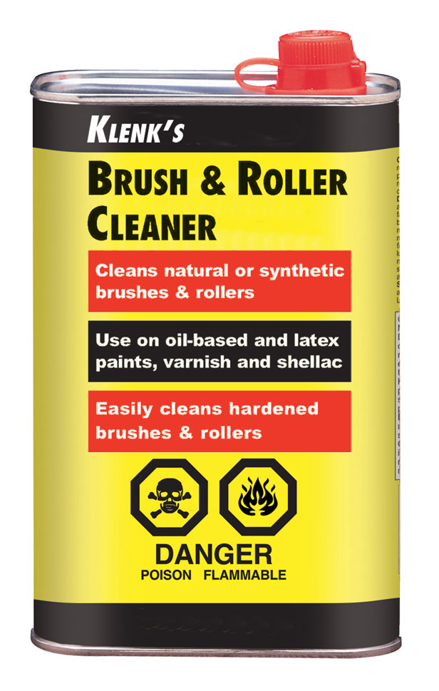 Klenk's<br>Brush & Roller Cleaner
