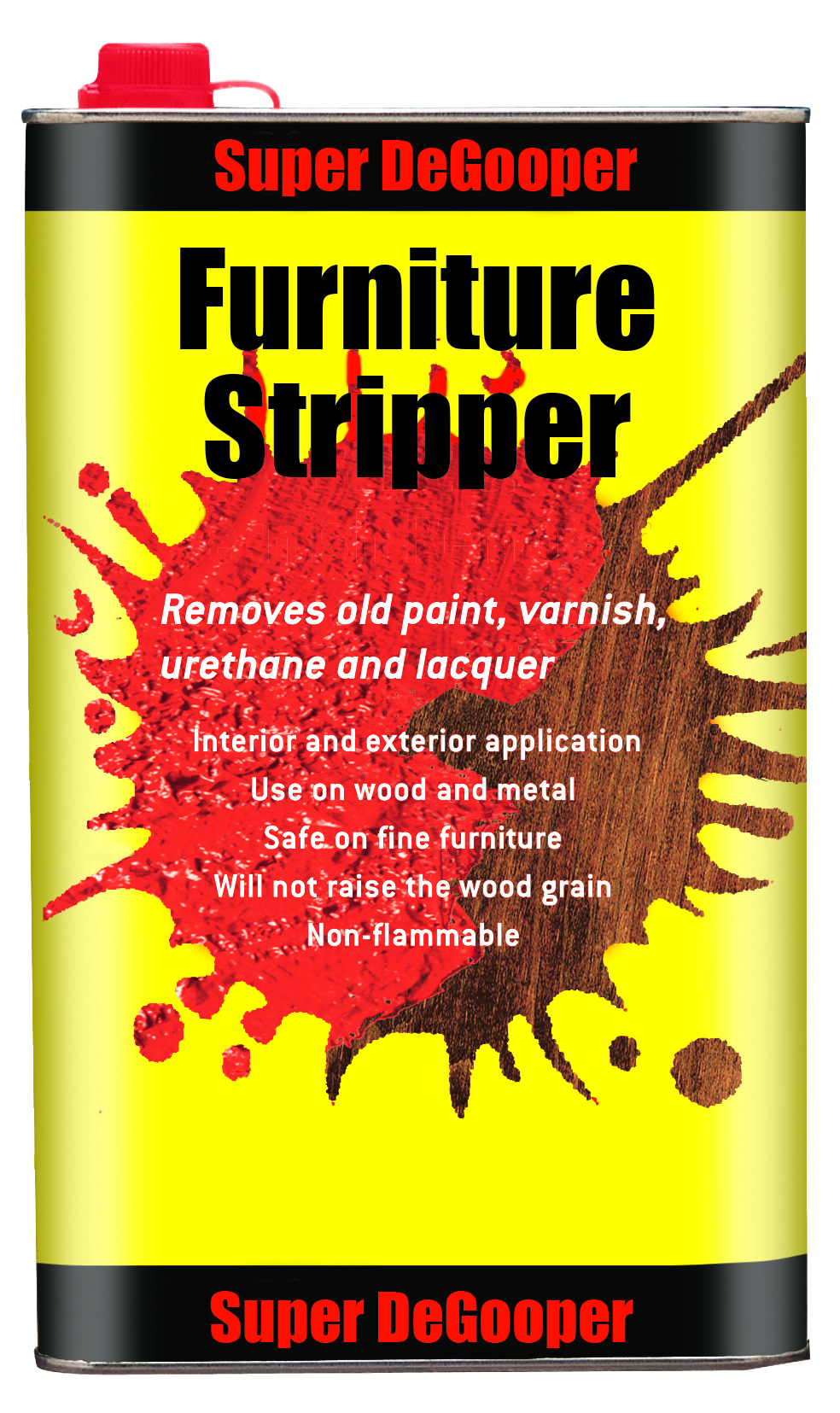 Super DeGooper<br>Furniture Stripper
