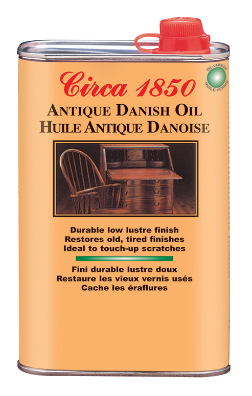 Circa 1850<br>Antique Danish Oil